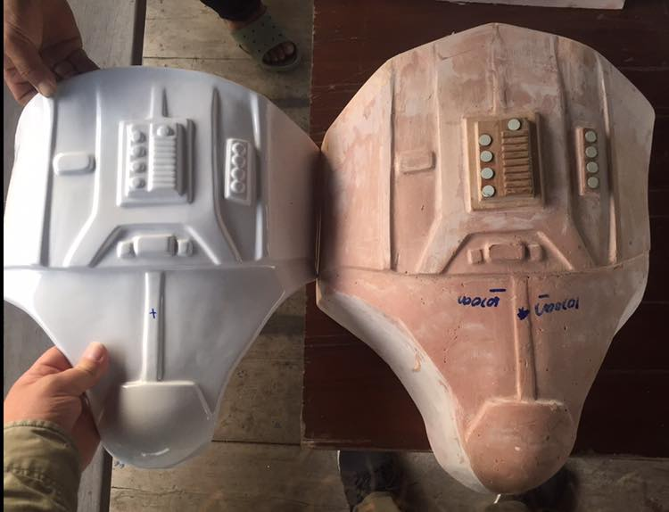 Stormtrooper Ab mold